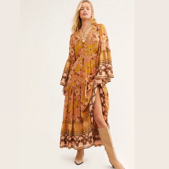 Spell & The Gypsy Collective Dresses & Skirts - Spell & The Gypsy Buttercup Gown Dress